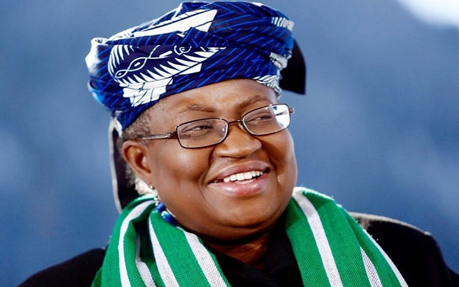 Dr Ngozi Okonji-Iweala