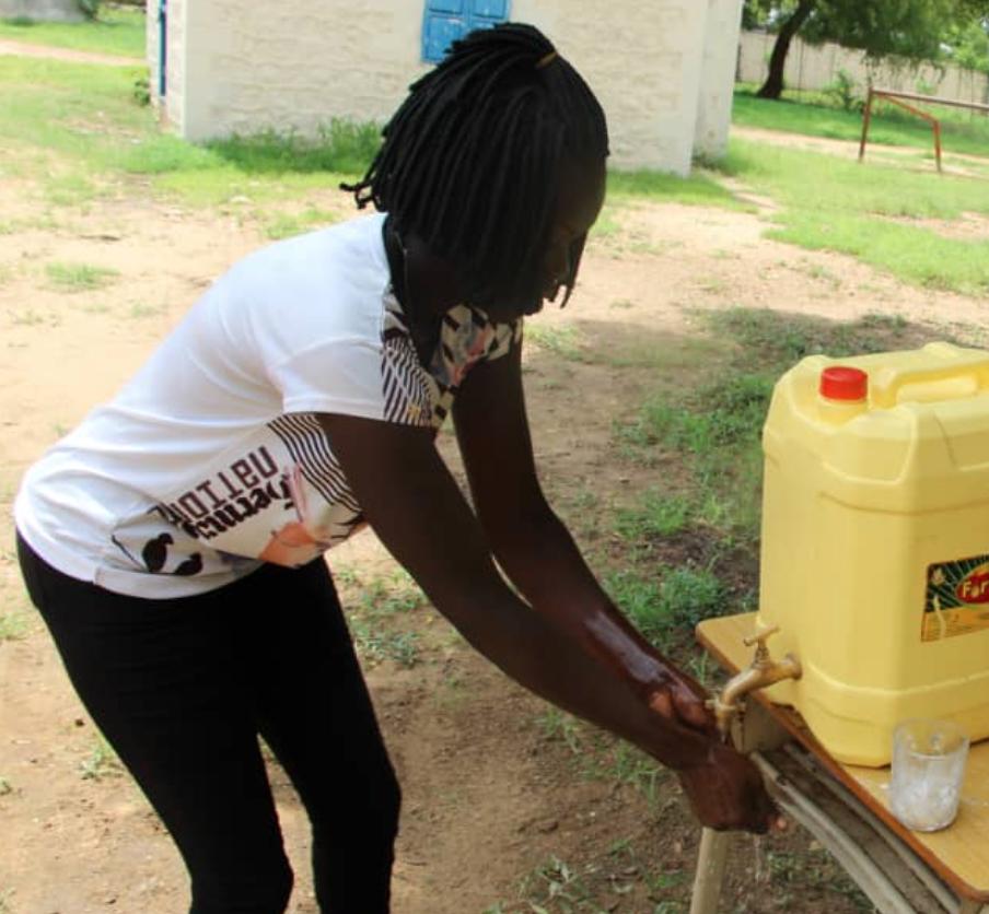 WASH in South Sudan Schools