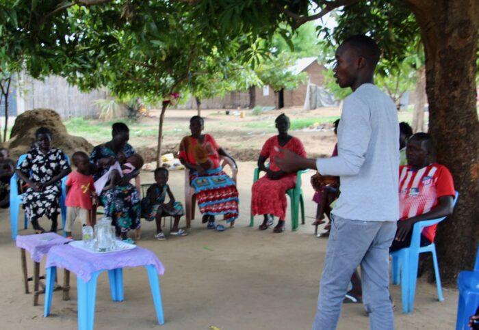 Community Mobilisation Volunteer in South Sudan