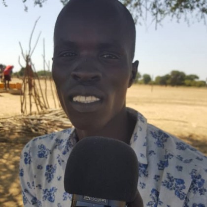 South Sudanese Learner with a Disability
